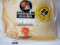 Parmigiano reggiano ost 24 månader - ca 1kg