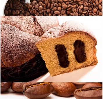 Panettone med kaffekräm - 1kg