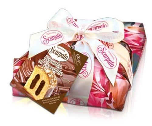 Colomba med chokladkräm - 600g