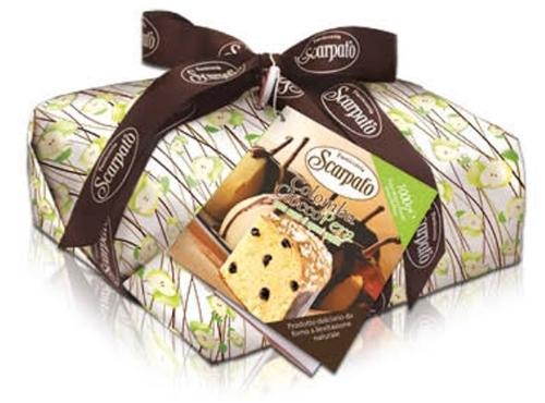 Colomba med choklad & päron - 1kg