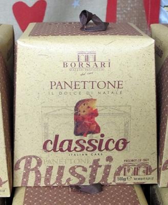 Panettone klassisk - 500g
