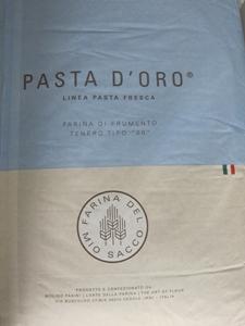 Pasini pasta mjöl - Pasta d'Oro - 1kg säck