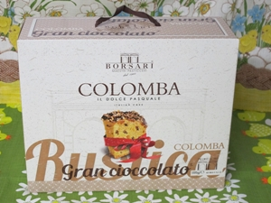 Colomba - choklad