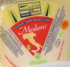 Pecorino sardo - från Sardinia Ö