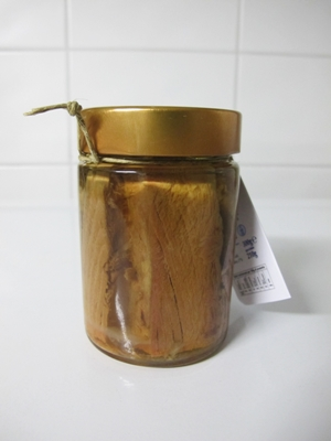Alletterato filé - glasburk 200 g