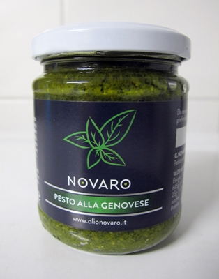 Pesto alla genovese - 180g glasburk