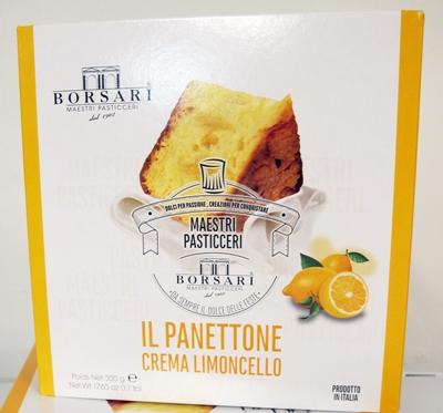 Panettone med limoncello kräm - 500g