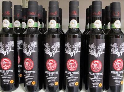Extra jungfru olivolja Casa Rossa från Lazio - 0,500lt flaska