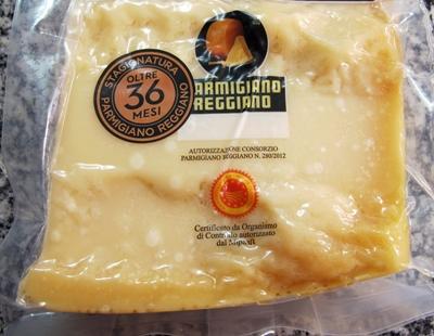 Parmigiano reggiano ost 36 månader - ca 500g