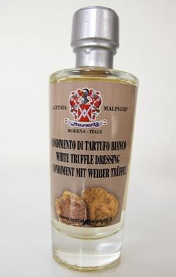 Vit tryffel dressing - 100ml flaska