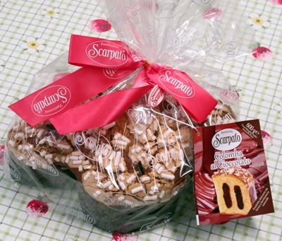 Colomba med choklad - 600g