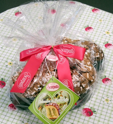 Colomba med pistage - 850g