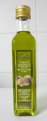 Extra jungfru olivolja vittyffel smak 250ml/flaska