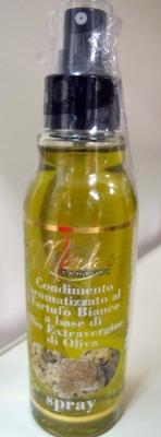 Extra jungfru olivolja vittryffel smak spray - 100ml/flaska