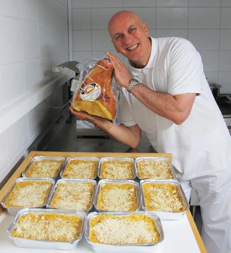 Lasagne emiliane - 2 portioner
