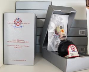Balsamvinäger DOP från Modena - 100ml flaska