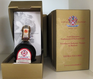 Balsamvinäger från Modena DOP Extra Vecchio - 100ml flaska