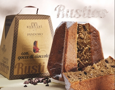 Pandoro med choklad - 1kg
